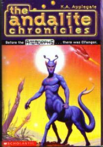 Lot of 4: Animorphs Books Pic 1