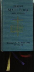 Parish Mass Book and Hymnal 1965 HB