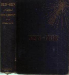 BEN-HUR :: 1887 HB