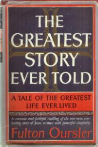 The Greatest Story Every Told 1959 HB w/ DJ