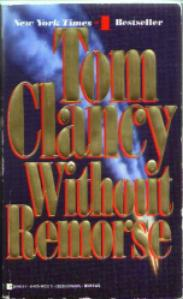 Lot of 3 Books by TOM CLANCY Pic 1