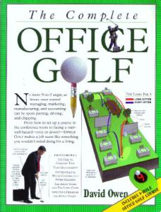 The Complete OFFICE GOLF Pic 1
