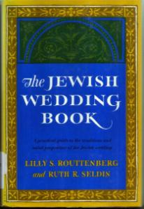 The JEWISH WEDDING BOOK