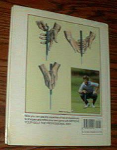 IMPROVE YOUR GOLF THE PROFESSIONAL WAY :: 1987 HB w/ DJ Pic 2