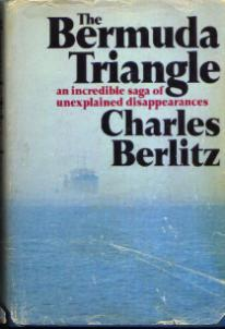 Lot of 3 Books about The Bermuda Triangle Pic 3