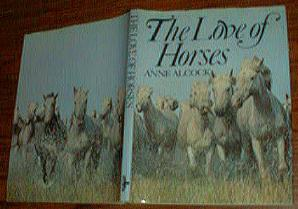 The Love of Horses HB w/ DJ Pic 1