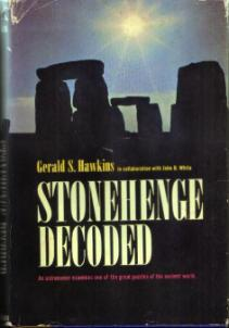 STONEHENGE DECODED :: 1965 HB w/ DJ