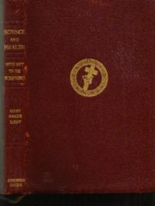 SCIENCE AND HEALTH with Key to the Scripture :: Mary Baker Eddy 1934