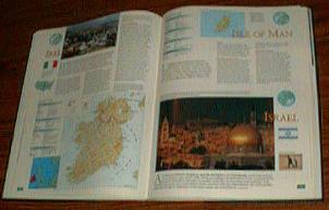 The World Afghanistan to Zimbabwe Rand McNally 1996 HB Pic 2
