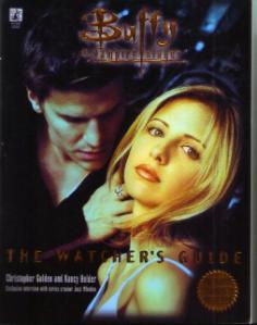BUFFY the VAMPIRE SLAYER :: The Watcher's Guide