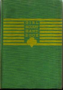 GIRL SCOUT HAND BOOK :: 1944 HB