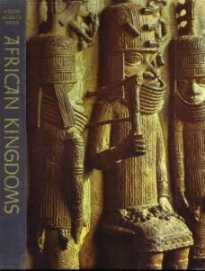 AFRICAN KINGDOMS :: Great Ages of Man :: 1966 HB