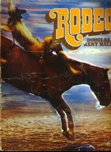 RODEO :: 1976 Illustrated Book  Pic 1