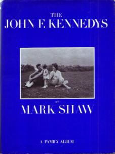 The JOHN F. KENNEDYS :: A FAMILY ALBUM :: 1964 HB w/ DJ  Pic 1