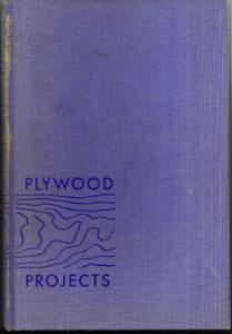 PLYWOOD PROJECTS for the home craftsman :: 1951 HB