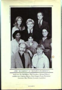 Phil Donahue :: MY OWN STORY :: 1979 HB w/ DJ Pic 2