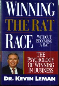 WINNING THE RAT RACE without becoming a rat :: HB w/ DJ