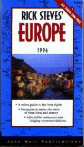 Rick Steve's Europe 1996 Pic 1