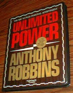 UNLIMITED POWER :: Anthony Robbins :: 6 Cassettes Pic 1