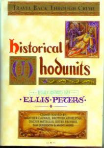 HISTORICAL WHODUNITS :: Anthology HB w/ DJ
