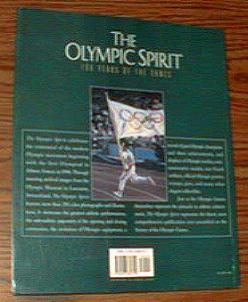 THE OLYMPIC SPIRIT :: 100 YEARS OF THE GAMES Pic 2