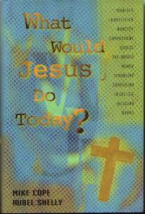 What Would Jesus Do Today? :: 1998 HB w/ DJ