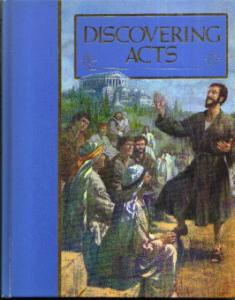 DISCOVERING ACTS :: The Guideposts Bible Study Program