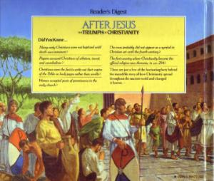 AFTER JESUS :: The TRIUMPH of CHRISTIANITY Pic 1