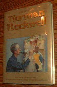 The Best of NORMAN ROCKWELL :: 1988 HB w/ DJ  Pic 1