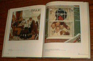 The Best of NORMAN ROCKWELL :: 1988 HB w/ DJ  Pic 3