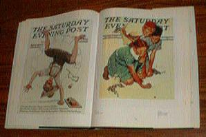 The Best of NORMAN ROCKWELL :: 1988 HB w/ DJ Pic 4