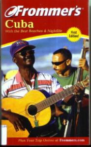 Pair of CUBA TRAVEL Books Pic 1