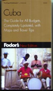 Pair of CUBA TRAVEL Books Pic 2