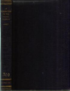 AN INTRODUCTION TO THE SOCIAL STUDIES :: 1938 HB