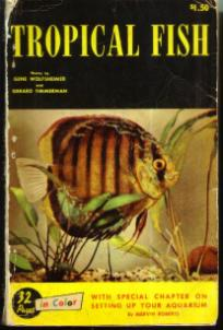 Lot of 3: Books about Tropical Fish/Aquariums  Pic 2