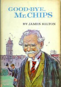 GOOD-BYE Mr. CHIPS :: 1962 HB w/ DJ by James Hilton Pic 1