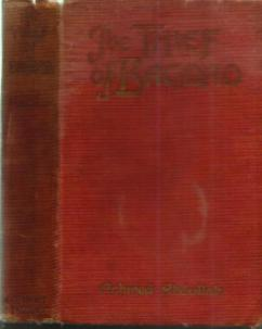 THE THIEF OF BAGDAD :: 1924 HB based on FAIRBANKS' Film Pic 1