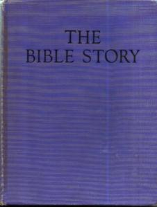 THE BIBLE STORY :: 1943 HB