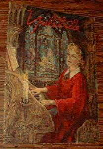 Pair of YULETIDE Books :: 1939 & 1944 Pic 1
