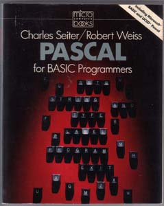 Lot of 2: Books about PASCAL Programming Pic 1
