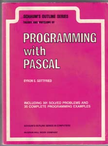 Lot of 2: Books about PASCAL Programming Pic 2