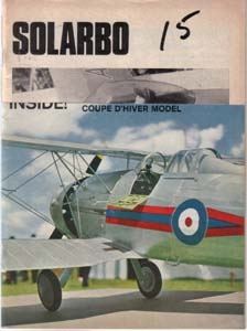 Lot of 5: Model Building Magazines from the '70s Pic 4