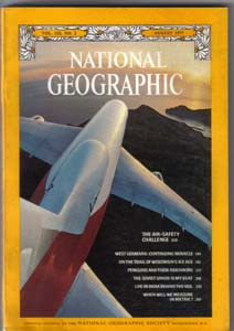 Lot of 7: National Geographic Magazines from 1977 Pic 5