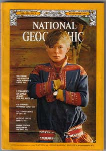 Lot of 7: National Geographic Magazines from 1977 Pic 6