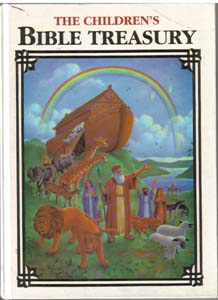 THE CHILDREN'S BIBLE TREASURY :: 1993 HB