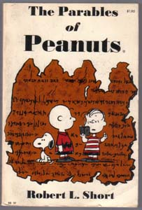 The Parables of Peanuts :: First Edition :: 1968