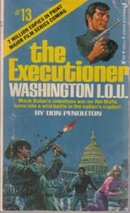 Lot of 3: EXECUTIONER Books    Pic 1