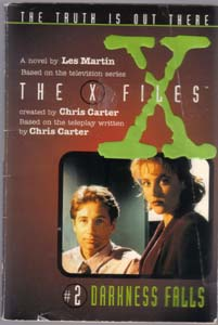 Lot of 5 Books: THE X-FILES Pic 2