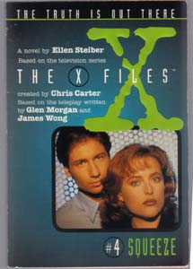 Lot of 5 Books: THE X-FILES Pic 4