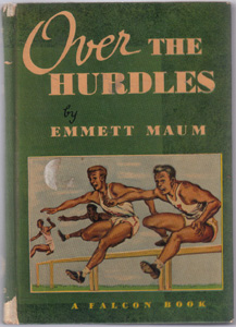 Over THE HURDLES :: 1948 HB by Emmett Maum